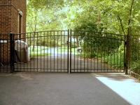 Ornamental Double Gate Arched EFF-20